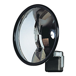 Crime Prevention Garage Mirror