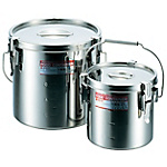 Molybdenum Stainless Steel Tank (with Lid)