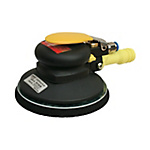 Dust Suction/Non-Suction Type Double Action Sander