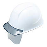 Helmet Transparent Visor Type / With Shield Surface 161 V/162 V