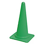 Colored Cone Yellow / Green / Blue