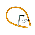 High-Liter Pump Ejection Hose / Handle Set / Hose Clamp