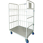Cargo Prestar (Floor Plate One Touch Mechanism / Steel Floor Board)