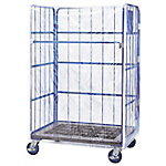 Cargo Prestar Anti-Dust Cover, Transparent Plastic (with Zipper)