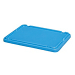 S Type Container Lid, Blue