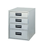 Unit Type Vertical-Type Drawer Cabinet