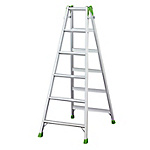 Stepladder Doubling as Ladder Eco Series Top Plate Height (m) 0.81-1.99