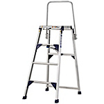 Folding Step Ladder (with Safety Guard)