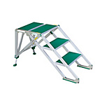 Folding Step Ladder MT Step Type G (with Casters)