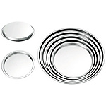 Round Shallow Baking Dishes