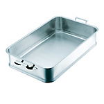 Anti-Bacterial Stainless Steel Tray