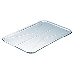 Anti-Bacterial Stainless Steel Tray Lid