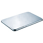 Stainless Steel Food Tray Vat Lid