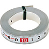 Pit Measure (with Adhesive Tape)