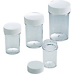 Styrol Container, White