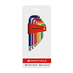 Ball End Hex Key Set (Rainbow)