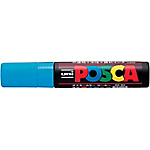 Aqueous Pigment Marker Uni-POSCA (Extra Thick Angle Core)