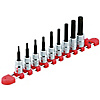 Hex Bit Socket Set (with Holder)
