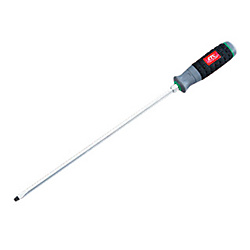Resin Handle Screwdriver Long (with Throughput/Magnet)