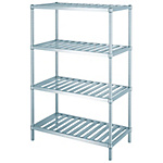 Stainless Steel Rack (Drainboard Shelf-Type)
