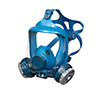 Full Face Chemical Cartridge Respirator 1821HG