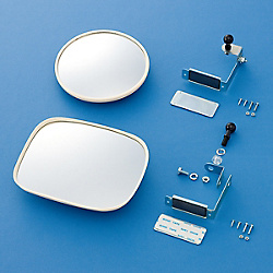 Magnet Type Mirror