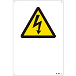 "JIS Safety Mark (Warning), """" JA-208L"