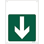JIS Safety Mark (Direction) JA-417