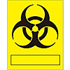 Biohazard Mark Sticker