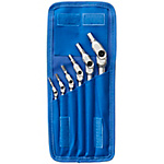 Pivot Head L-Wrench Hex Pro Set - Available in 5 or 8 Piece Sets, Metric or Inch, HP Series (BONDHUS)