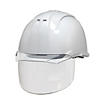 Helmet AA11-CS Type (with Transparent Visor / with Shield Surface / with Raindrop Prevention Mechanism / with Shock Absorbing Liner) AA11-CS-HA3E2-K11