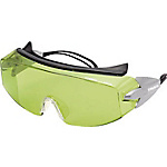 Laser Protective Goggles for YAG Lasers Twins-Lens Type Supported Wavelengths (nm) 860–1100 nm