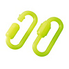 Screw Joint, Plastic Chain-Fluorescent Green