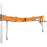 Jib Crane - Pole Mounted / Column Type (Swivel Joint Type)