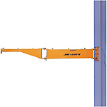 Jib Crane - Pole Mounted / Simple Type (Swivel Joint Type)