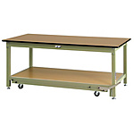 Work Table, Pedal Mobility Type Uniform Load (kg) 800/2000