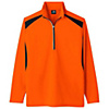 Sweat-Absorbing, Quick Drying, Long-Sleeve, Half-Zip AS-578