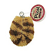 Picol Natural Scrubbing Brush Tiger