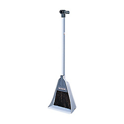 Broom/Dustpan Gray and Red | AZUMA | MISUMI USA