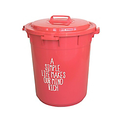 Colored Pail 45 L Round