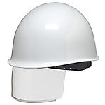 Helmet MPA-S Type (with Shield Surface / Shock Absorbing Liner) MPA-S-PME-K3-A