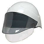 Helmet AG-05S Type (Transparent Visor / with Shield Surface / with Shock Absorbing Liner) AG-05S-SYE-K7-A