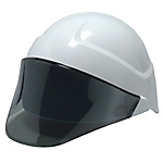 Helmet AG-05 Type (Transparent Visor / with Shield Surface) AG-05-SYE-K7-A