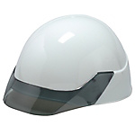 PC Resin Helmet SP-25 Model (Transparent Visor) SP-25-SP-A
