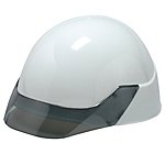 PC Resin Helmet SP-25 Model (Including Transparent Visor and Shock Absorbing Liner) SP-25-SP-SP25-A