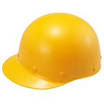FRP Resin, Extra-Large Size Helmet ST-154 Type (with Impact Absorbing Liner) ST-154-EPZ-EPA