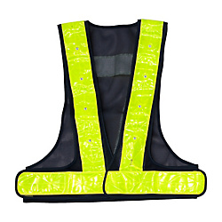 LED Blinking Type Safety Vest No.7046