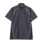 Heat Insulating Short Sleeve Polo Shirt