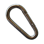 Carabiner Piton Iron Without Ring by Ito Corporation 1 2 3