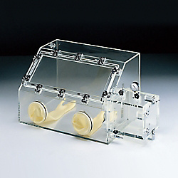 Glove Box for Gas Replacement DX-II